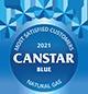 Canstar Blue Natural Gas 2021