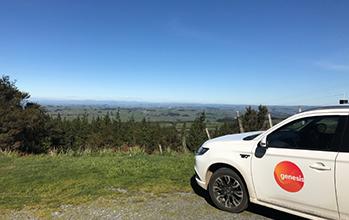 Rural Business banner - Genesis Energy NZ