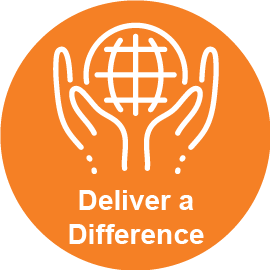 Deliver a difference