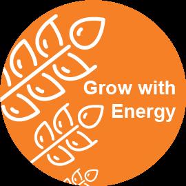 Grow with energy