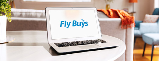 Fly Buys points for your energy.