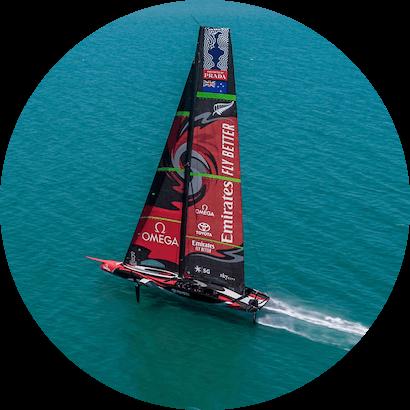 Powering Emirates Team New Zealand