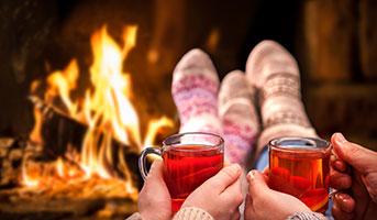 Top tips to keep cosy at home this winter
