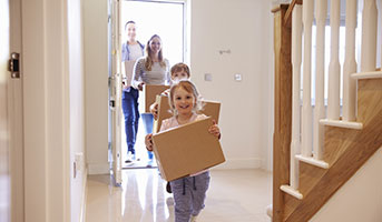 Survival tips for moving house with kids