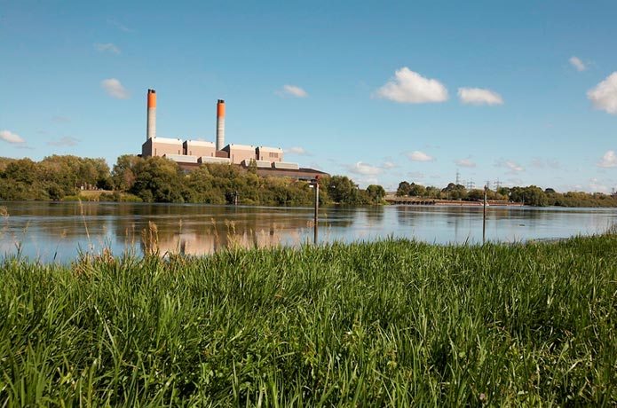 Huntly Power Station - Genesis Energy NZ