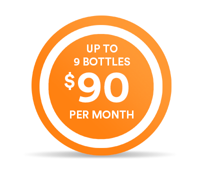 $90 monthly charge for