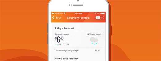Predict your energy use
