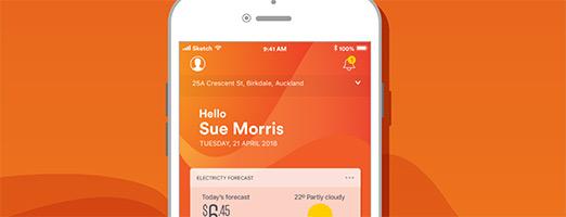 The Energy IQ app walkthrough